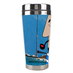 Sailor Stainless Steel Travel Tumblers by Valentinaart