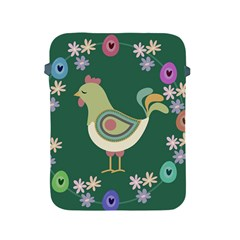 Easter Apple Ipad 2/3/4 Protective Soft Cases by Valentinaart