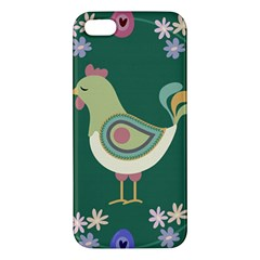 Easter Iphone 5s/ Se Premium Hardshell Case by Valentinaart