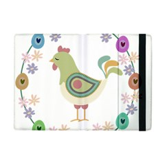Easter Apple Ipad Mini Flip Case by Valentinaart