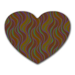 Pattern Heart Mousepads by Valentinaart