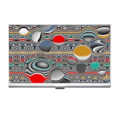 Changing Forms Abstract Business Card Holders by digitaldivadesigns
