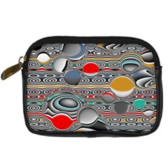 Changing Forms Abstract Digital Camera Cases by digitaldivadesigns