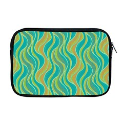 Pattern Apple Macbook Pro 17  Zipper Case by Valentinaart