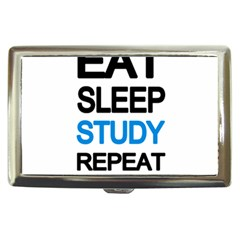 Eat Sleep Study Repeat Cigarette Money Cases