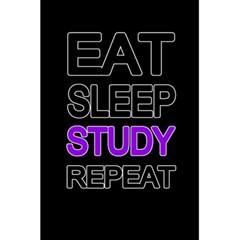 Eat Sleep Study Repeat 5 5  X 8 5  Notebooks by Valentinaart