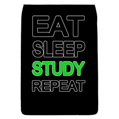 Eat Sleep Study Repeat Flap Covers (s)