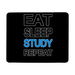 Eat Sleep Study Repeat Samsung Galaxy Tab Pro 8 4  Flip Case by Valentinaart
