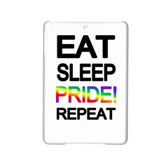 Eat Sleep Pride Repeat Ipad Mini 2 Hardshell Cases
