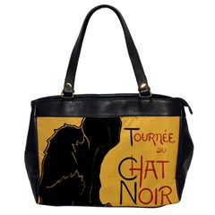 Black Cat Office Handbags