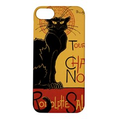 Black Cat Apple Iphone 5s/ Se Hardshell Case