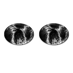 Space Cufflinks (oval)