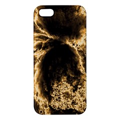 Space Iphone 5s/ Se Premium Hardshell Case by Valentinaart