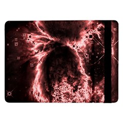 Space Samsung Galaxy Tab Pro 12 2  Flip Case by Valentinaart