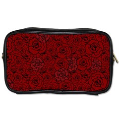 Red Roses Field Toiletries Bags by designworld65
