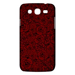Red Roses Field Samsung Galaxy Mega 5 8 I9152 Hardshell Case