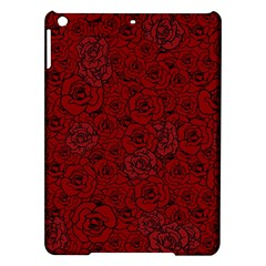 Red Roses Field Ipad Air Hardshell Cases