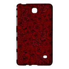 Red Roses Field Samsung Galaxy Tab 4 (8 ) Hardshell Case  by designworld65