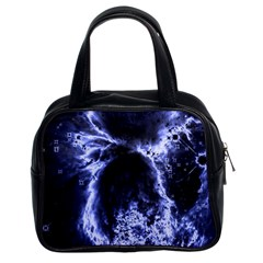 Space Classic Handbags (2 Sides)