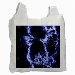 Space Recycle Bag (two Side)  by Valentinaart