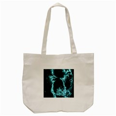 Space Tote Bag (cream) by Valentinaart