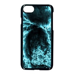 Space Apple Iphone 7 Seamless Case (black)