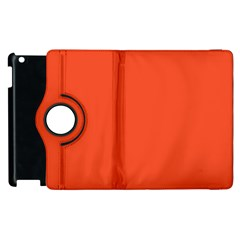 Trendy Basics   Trend Color Flame Apple Ipad 2 Flip 360 Case by tarastyle