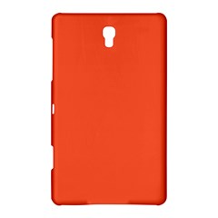 Trendy Basics   Trend Color Flame Samsung Galaxy Tab S (8 4 ) Hardshell Case  by tarastyle
