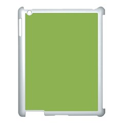 Trendy Basics   Trend Color Greenery Apple Ipad 3/4 Case (white) by tarastyle