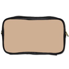 Trendy Basics   Trend Color Hazelnut Toiletries Bags by tarastyle