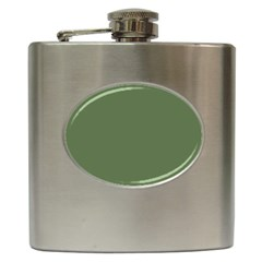 Trendy Basics   Trend Color Kale Hip Flask (6 Oz) by tarastyle