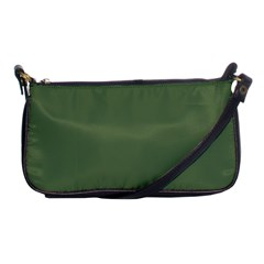 Trendy Basics   Trend Color Kale Shoulder Clutch Bags by tarastyle