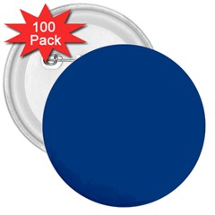 Trendy Basics   Trend Color Lapis Blue 3  Buttons (100 Pack)  by tarastyle