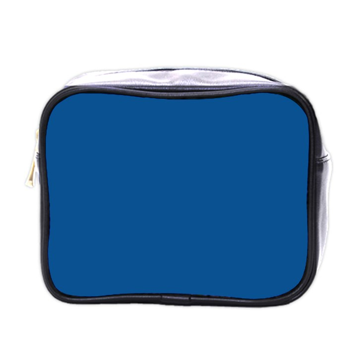 Trendy Basics - Trend Color LAPIS BLUE Mini Toiletries Bags