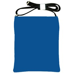 Trendy Basics   Trend Color Lapis Blue Shoulder Sling Bags by tarastyle