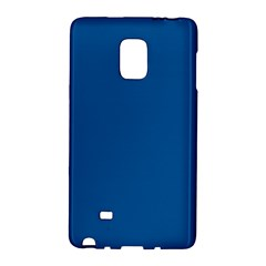 Trendy Basics   Trend Color Lapis Blue Galaxy Note Edge by tarastyle