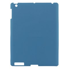 Trendy Basics   Trend Color Niagara Apple Ipad 3/4 Hardshell Case by tarastyle