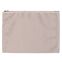 Trendy Basics   Trend Color Pale Dogwood Cosmetic Bag (xxl)  by tarastyle