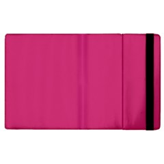 Trendy Basics   Trend Color Pink Yarrow Apple Ipad 2 Flip Case by tarastyle