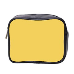 Trendy Basics   Trend Color Primerose Yellow Mini Toiletries Bag 2 Side by tarastyle