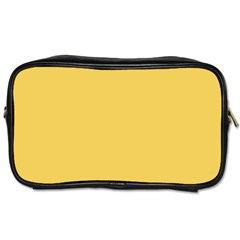 Trendy Basics   Trend Color Primerose Yellow Toiletries Bags 2 Side by tarastyle