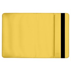 Trendy Basics   Trend Color Primerose Yellow Ipad Air Flip by tarastyle