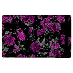 Floral Dreams 12 A Apple Ipad 3/4 Flip Case by MoreColorsinLife