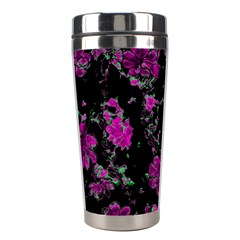 Floral Dreams 12 A Stainless Steel Travel Tumblers by MoreColorsinLife