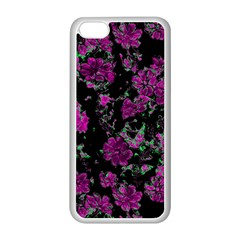 Floral Dreams 12 A Apple Iphone 5c Seamless Case (white) by MoreColorsinLife
