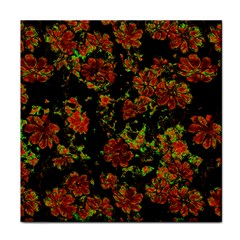 Floral Dreams 12 C Tile Coasters by MoreColorsinLife