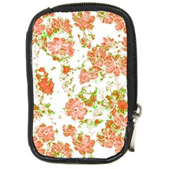 Floral Dreams 12 D Compact Camera Cases by MoreColorsinLife