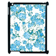 Floral Dreams 12 E Apple Ipad 2 Case (black) by MoreColorsinLife
