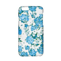 Floral Dreams 12 E Apple Iphone 6/6s Hardshell Case by MoreColorsinLife