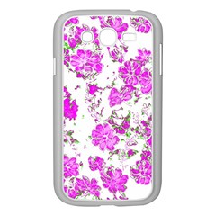 Floral Dreams 12 F Samsung Galaxy Grand Duos I9082 Case (white) by MoreColorsinLife